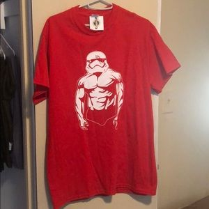 Other - Star Wars storm trooper T-shirt